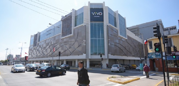 Mall Vivo Coquimbo Chile