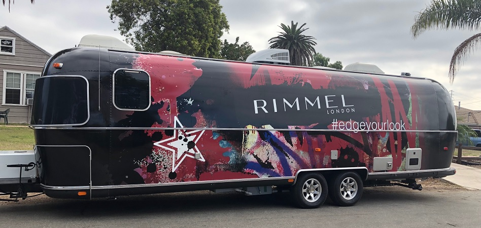 Rimmel London se va de gira