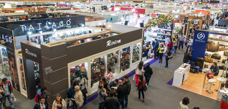 Footwear and Leather Show calienta motores en Bogotá para recibir a 12.000 visitantes