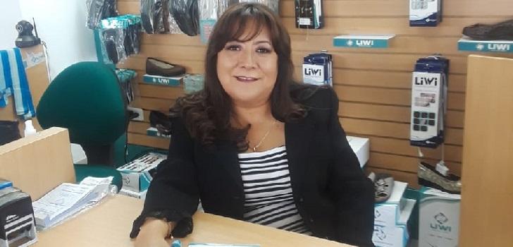 """85bde3b4 Lilia Villavicencio (Caltu): """"El calzado ecuatoriano tiene que exportar para  sobrevivir"""""""