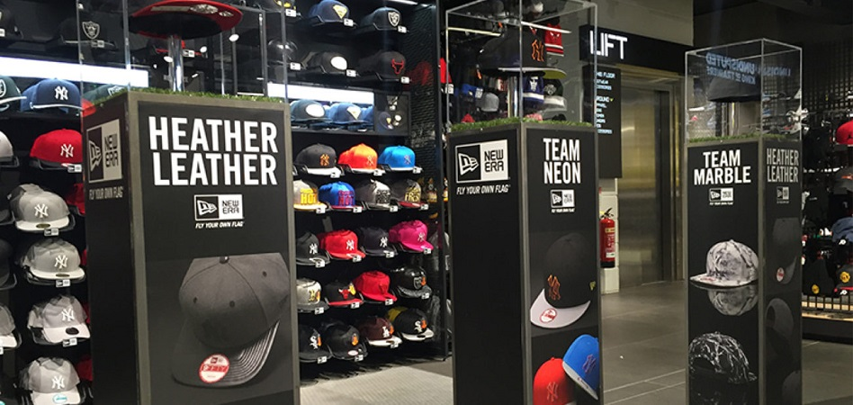 c358a40cc3375 New Era continues to grow in Mexico with the opening of its second store in  León