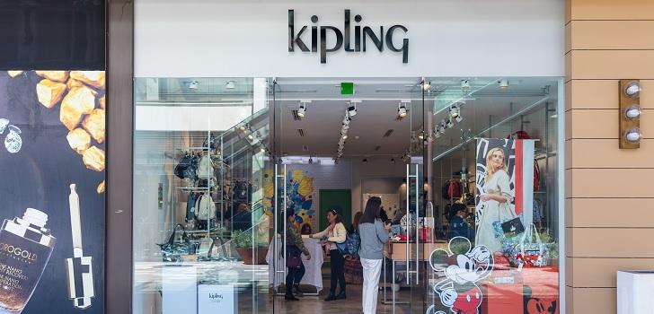 d8764c2a2 Kipling alcanza las treinta tiendas en México tras tomar el control de su  negocio en el