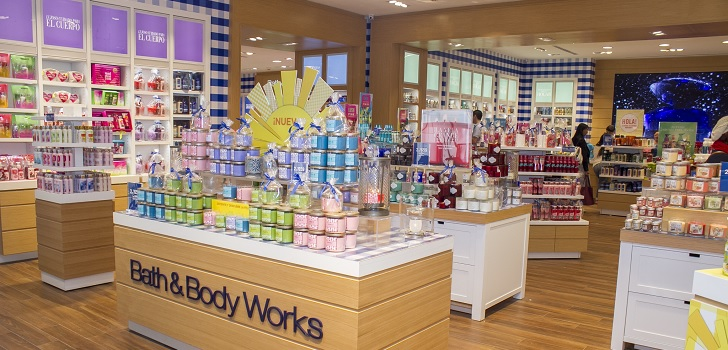 Grupo David da impulso a L Brands en Latinoamérica: 'póker de ases' con Bath&Body Works
