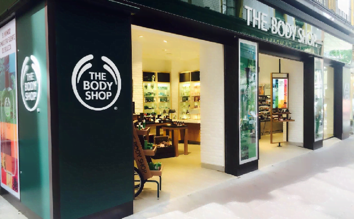 The Body Shop entra en El Corte Inglés en pleno proceso de venta