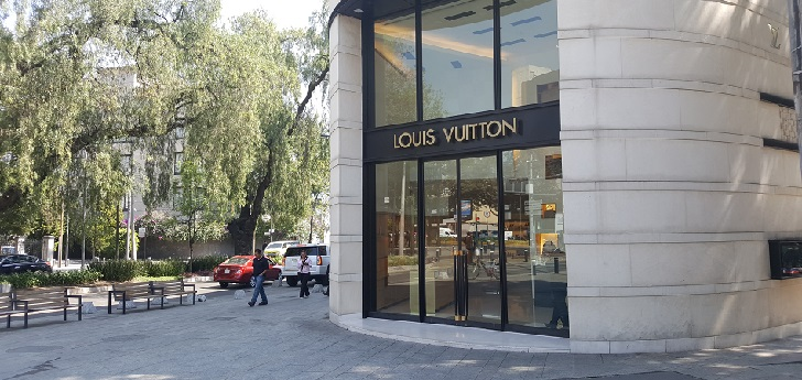 ca5accd30 Louis Vuitton dobla su apuesta por México a golpe de 'pop up stores ...