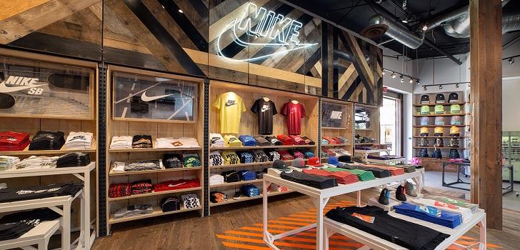 Concepto Nike De El 'kicks Estrena Nueva Su Ciudad Lounge' En Tienda Okn0wP