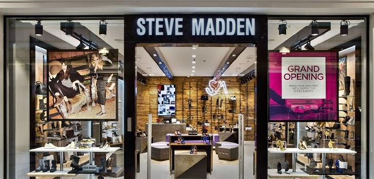 432fd3680a9 Steve Madden abre en Ciudad de México y alcanza las veinte tiendas ...