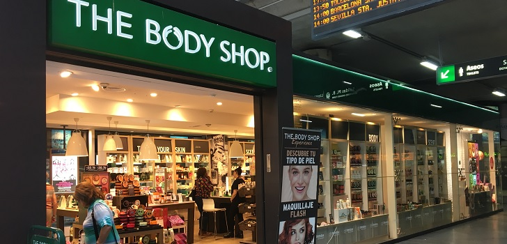 The Body Shop sigue avanzando en Latinoamérica con una apertura en Chile
