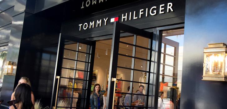 Resultado de imagen para tienda Tommy Hilfiger