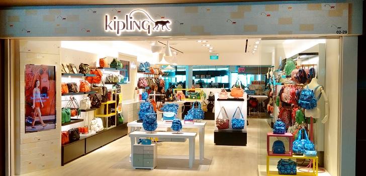 771b4522e Kipling supera la barrera de las diez tiendas en Colombia de la mano de  Estudio de
