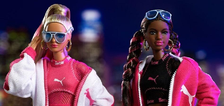4e18f258d52 Barbie se viste de Puma