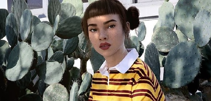 Miquela Sousa, la primera 'influencer' virtual