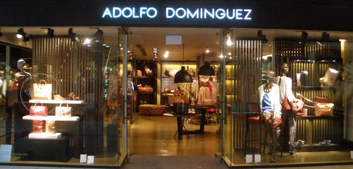 Adolfo dom nguez cierra su flagship en santiago tras for Adolfo dominguez neceser