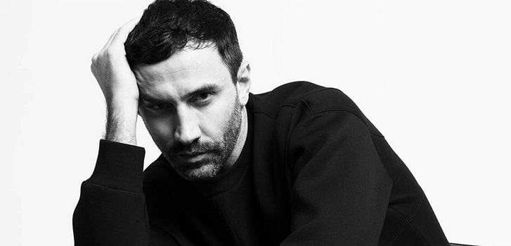 Burberry prosigue su transformación: Riccardo Tisci, nuevo director creativo