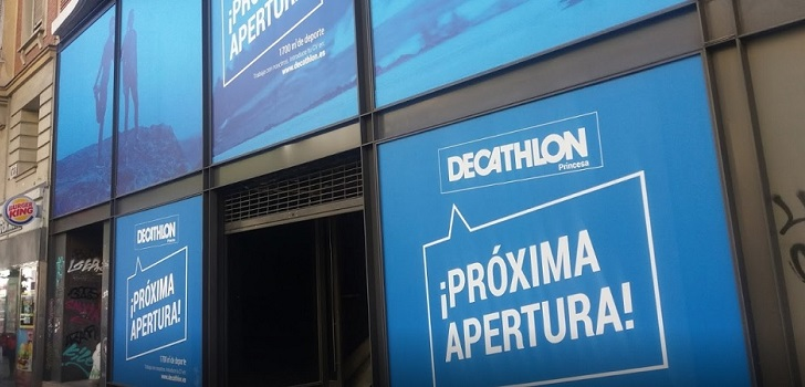 Decathlon fecha abril para debutar en el mercado chileno