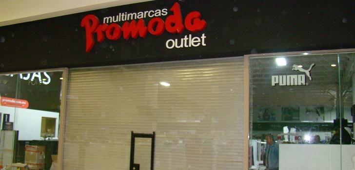 46bcfb8c8 Grupo Axo sube la persiana de un nuevo outlet Promoda en México ...