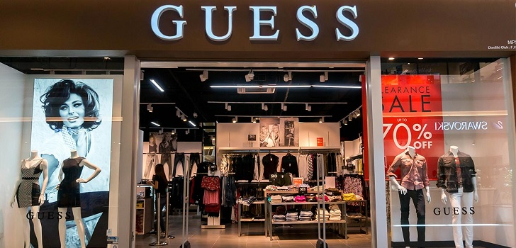 3ee8998d Guess suma otro mercado en Latinoamérica: desembarca en Uruguay ...