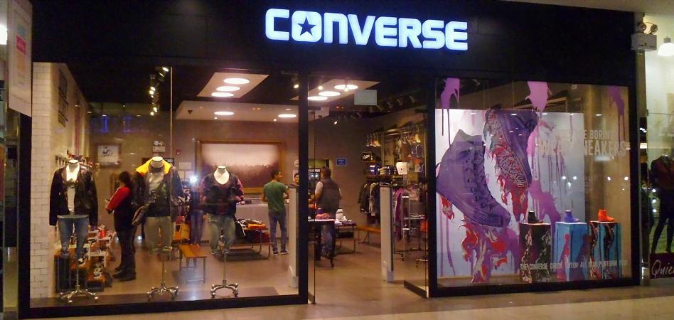 converse outlet paraguay