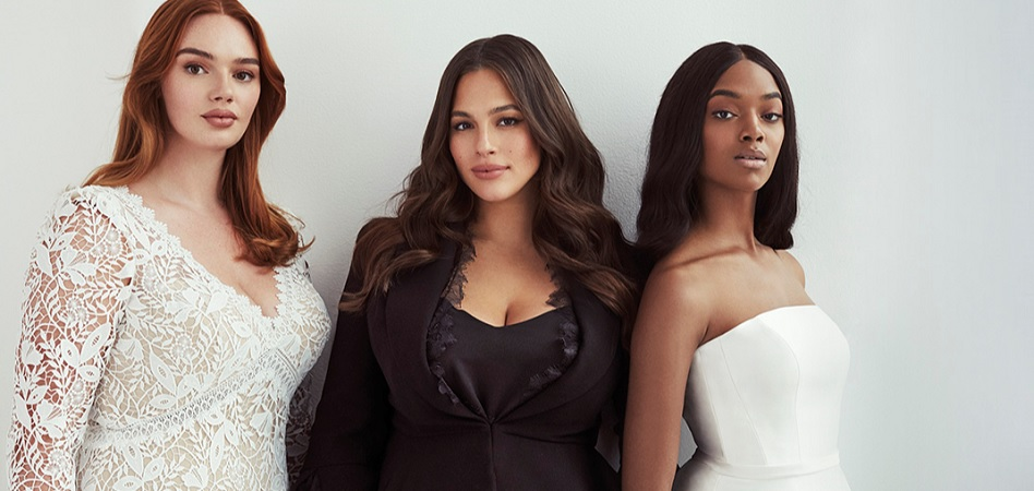 Pronovias, inclusividad <br>con Ashley Graham