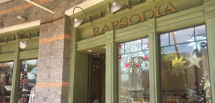Rapsodia se convierte en Grupo Alas y acelera hasta doscientos millones con todas sus marcas
