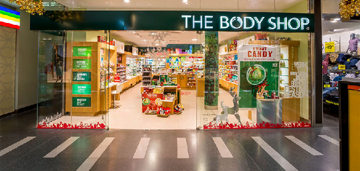 La surcoreana CJ Group entra en la puja por The Body Shop