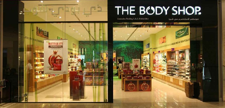 Recta final para The Body Shop: Natura, en negociaciones exclusivas con L'Oréal