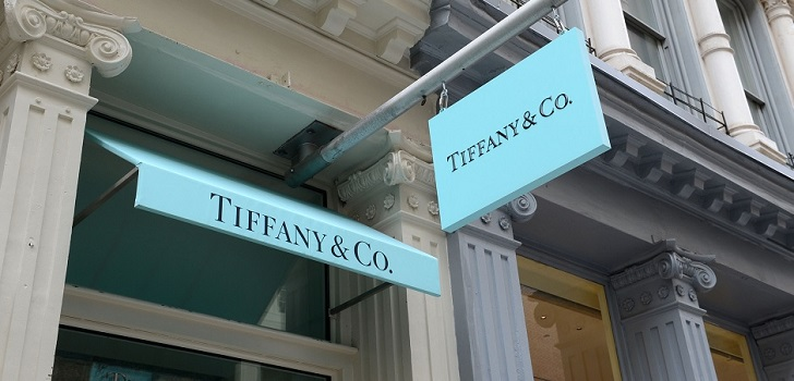 a6fac023cfba Tiffany refuerza su lujo en México con  pop up  en El Palacio de ...