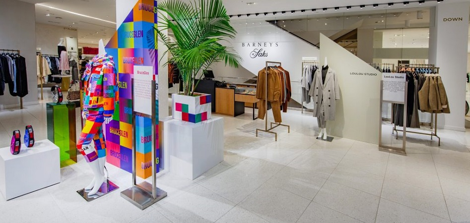 Barneys renace con Saks