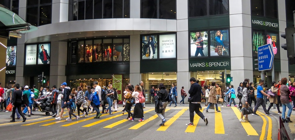 Marks&Spencer refuerza su consejo con talento de márketing y 'supply chain'