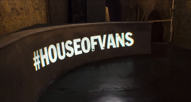 House of Vans Londres 635